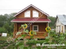 Дачный дом №2. Челябинск