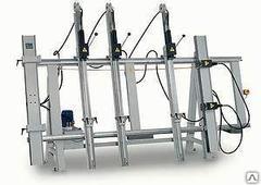 Полуавтоматическая гидравлическая вайма GS 3 3050х1800