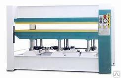 Гидравлический горячий пресс GP 130/S 3500 х1300 мм