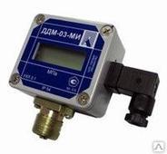 Датчики давления многопредельные с индикацией и сигнализацией ДДМ-03МИ-40ДД