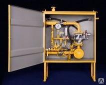 Пункт газорегуляторный ГРПШ-07-1У1 шкафной