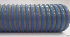 Морозостойкий шланг ПВХ напорно-всасывающий D=50мм, маслобензостойкий