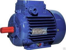 Электродвигатель АИР (АД) 80В6 У3 1М 1081 1,1 кВт 1000 об/мин