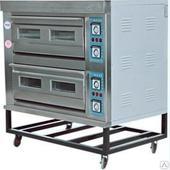 Печь хлебопекарная электрическая ярусная YXD (2-4), 2 яруса, 4 противня