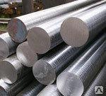 Пруток алюминиевый АМг6 - размерный ряд ф 20-220 мм