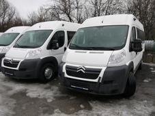 Микроавтобус Ситроен 17 мест