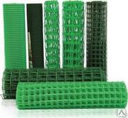 Сетка пластиковая ШЯч.:20/20, ширина 500 мм, длина 10 п.м