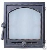 Дверка ОНЕГО топочная герметичная ДТГ-8АС (290 х 325)
