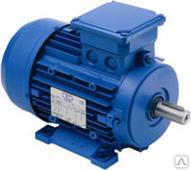 Электродвигатель АИР 63В 4У2 0.37/1500 (АДМ)фланец, шт