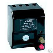 Автоматический выключатель АП50Б-3МТ  50А