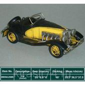 Декоративная модель ретро-автомобиля