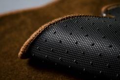 Водительский коврик 8,5 мм коричневый