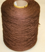 Нить калиброванная коричневая