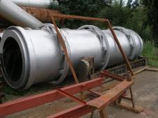Сушильный барабан ДС117-2К 21.01.000 сб