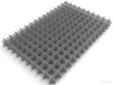 Сетка кладочная 100x100 D4мм,1000x2000 (10x19). Челябинск