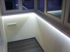 Освещение на балкон