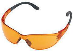 Защитные очки CONTRAST, оранжевые
