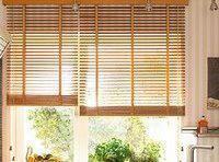 Соломенные шторы