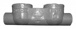 Коробка алюминиевая взрывозащищённая КПЛ-50