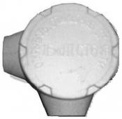 Коробка алюминиевая взрывозащищённая КУА-50