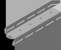 Профиль Z-образный ZП 25*25 цинк