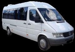 Микроавтобус в аренду. Челябинск