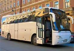 Экскурсионный автобус. Челябинск