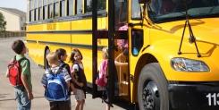Автобус для детей. Челябинск