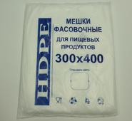 Мешки ПНД 300*400 10мкм  500шт/уп синие (1/10) 0500850