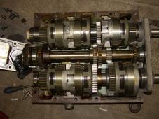 Коробка передач автоматическая АКП 109-6,3