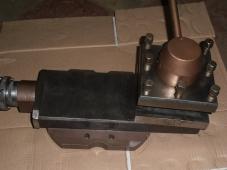 Суппорт с резцедержателем 16К20, 1К62, 1М63