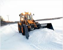 Уборка снега. Челябинск