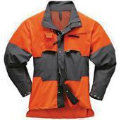 Защитная куртка ADVANCE, Антрацит-оранжевый. Челябинск