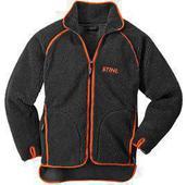 Куртка утепленная ADVANCE антрацитовая/оранжевая ,р.L56