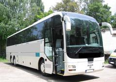 Автобус на выпускной