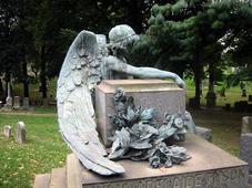 Гранитные скульптуры. Челябинск