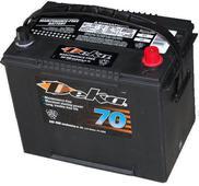 Аккумулятор Deka 624 FMF (CCA650) обр. 75 а/ч. Челябинск