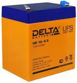 Аккумулятор Delta HR 12-4.5 4.5А/ч (90*70*107). Челябинск