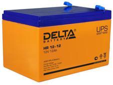 Аккумулятор Delta HR 12-12 12А/ч  (151*98*101). Челябинск