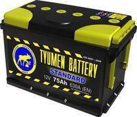 Аккумулятор TYUMEN BATTERY 6СТ-75 L оп. Челябинск