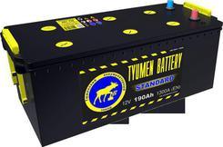 Аккумулятор TYUMEN STANDARD 6СТ-190 L  518*228*236 (ток 1300 А) конус евро. Челябинск