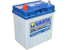 Аккумулятор Varta A15 Blue dynamic 40 Ah яп.кл. пп JIS. Челябинск