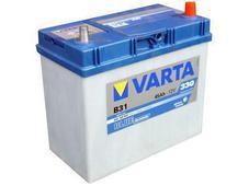 Аккумулятор Varta B31 Blue dynamic 45 Ah яп.кл. оп JIS. Челябинск