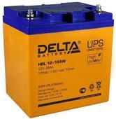 Аккумулятор Delta HRL W 12-155 28А/ч (165*125*175). Челябинск