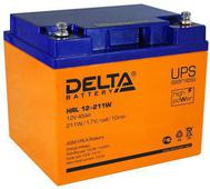 Аккумулятор Delta HRL W 12-211 45А/ч (198*166*170). Челябинск