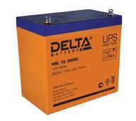 Аккумулятор Delta HRL W 12-260 55А/ч (229*138*213). Челябинск