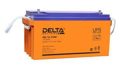 Аккумулятор Delta HRL W 12-370 80А/ч (350*167*179). Челябинск