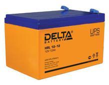 Аккумулятор Delta HRL 12-12 12А/ч (151*98*101). Челябинск