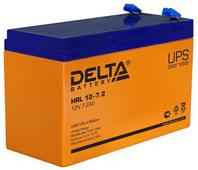 Аккумулятор Delta HRL 12-7.2 7.2А/ч (151*65*100). Челябинск