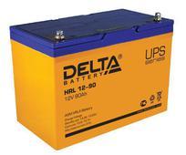 Аккумулятор Delta HRL 12-90 90 А/ч (306*169*215). Челябинск
